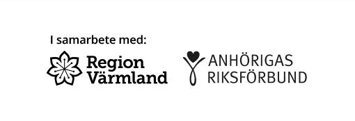 I samarbete med: Region Värmland och Anhörigas Riksförbund